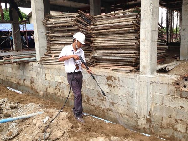 Hướng dẫn phòng chống mối cho công trình mới xây dựng